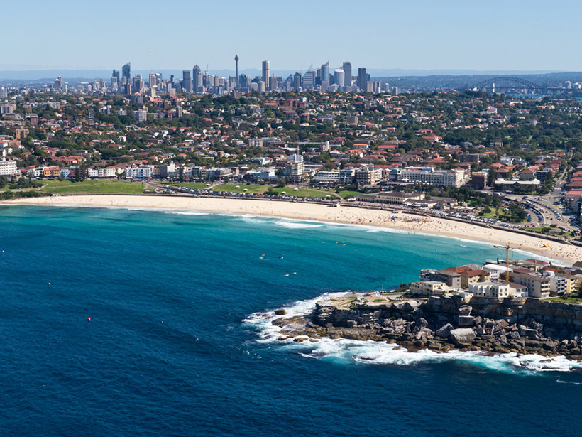 CHROFI to join foces with Waverley City Council to deliver additional program within Bondi seawall