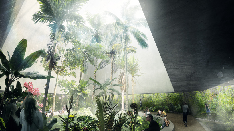 CHROFI win Design Excellence Competition for ANBG Conservatory in Canberra