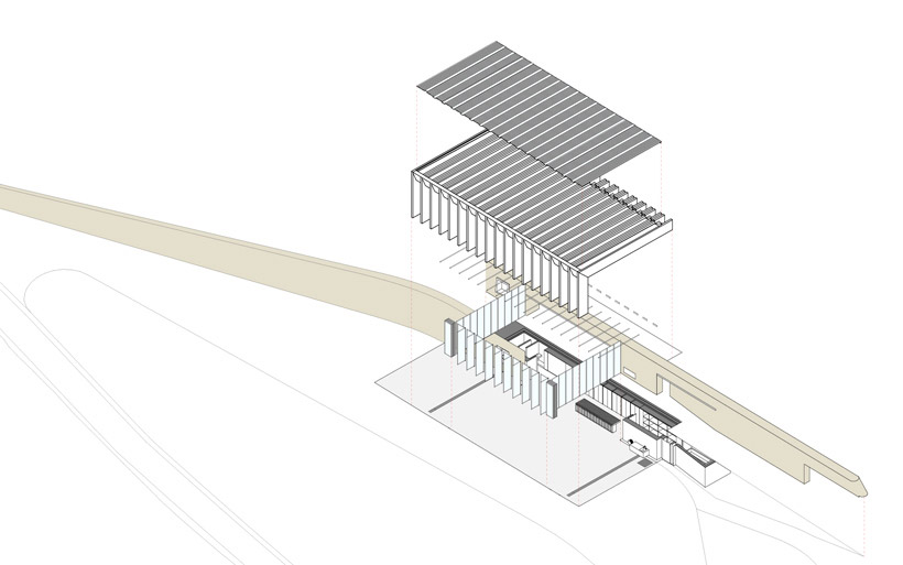 Shed 1 Exploded Isometric